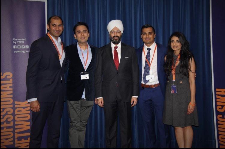 rashpal leadership diversity